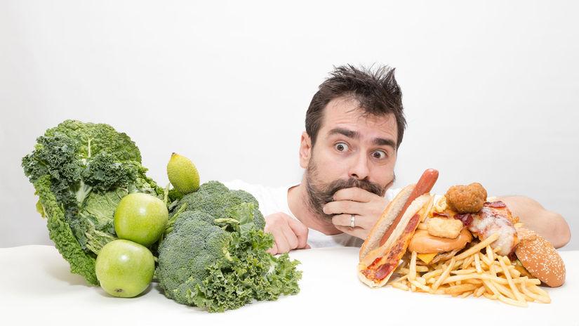 zelenina, stravovanie, obezita,
