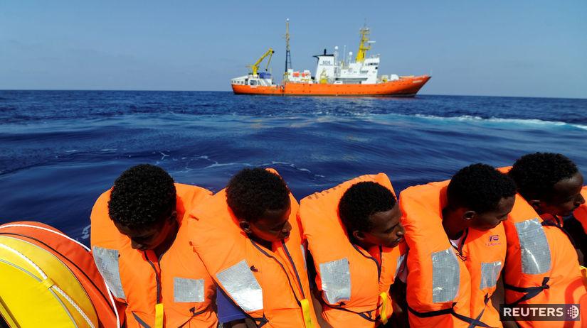 aquarius, migranti