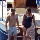 Jamie Dornan a jeho manželka Amelia Warner