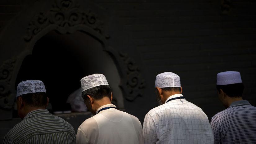 čína, moslimovia