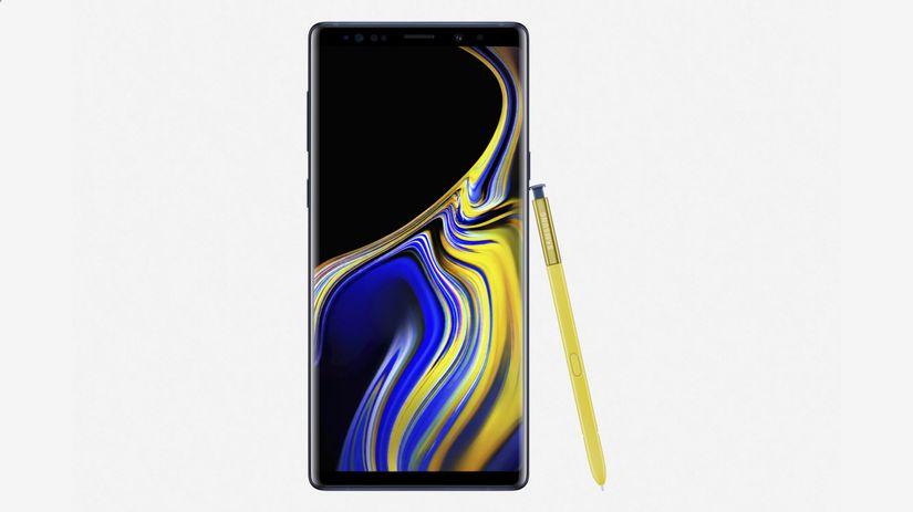 Samsung, Galaxy Note9, smartfón