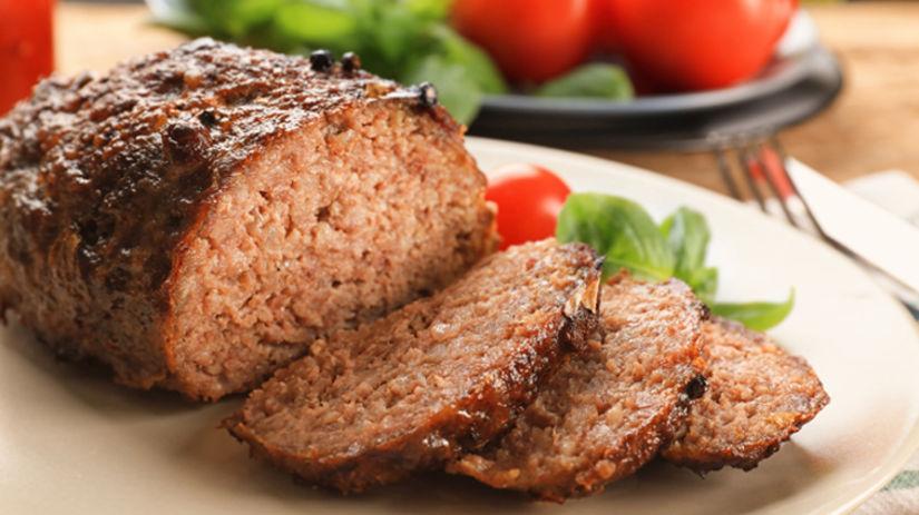 fašírka, mleté mäso