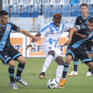 SR futbal FL 4. kolo Slovan Nitra BAX