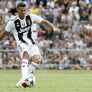 Taliansko futbal Juventus Cristiano Ronaldo debut