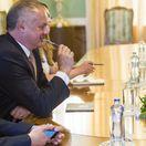 Andrej Kiska a Štefan Kišš