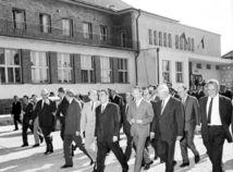 Československo Čierna nad Tisou KSČ KSSZ rokovanie výročie