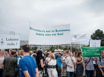 protest, sav, vedci, vvi