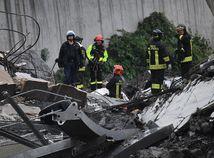 Taliansko Janov most zrútenie