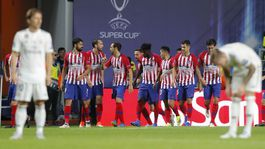 Atlético Madrid, Real Madrid