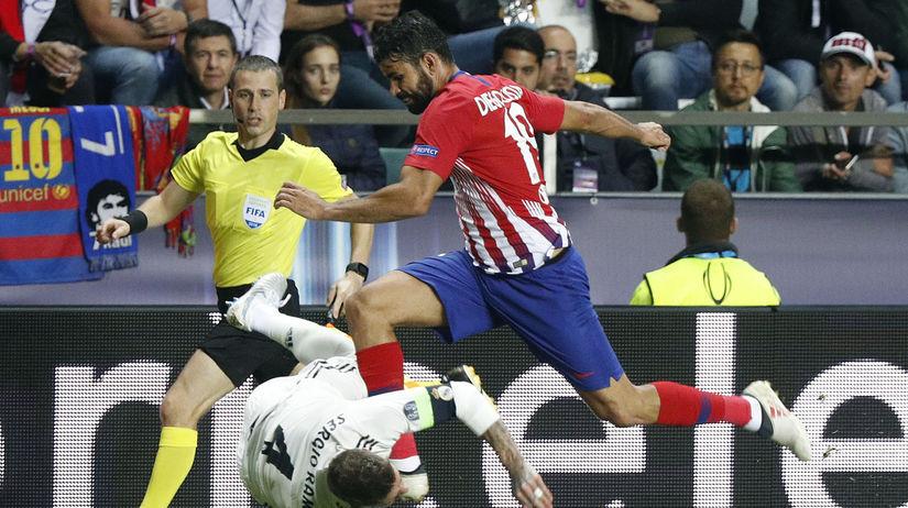 Diego Costa, Sergio Ramos