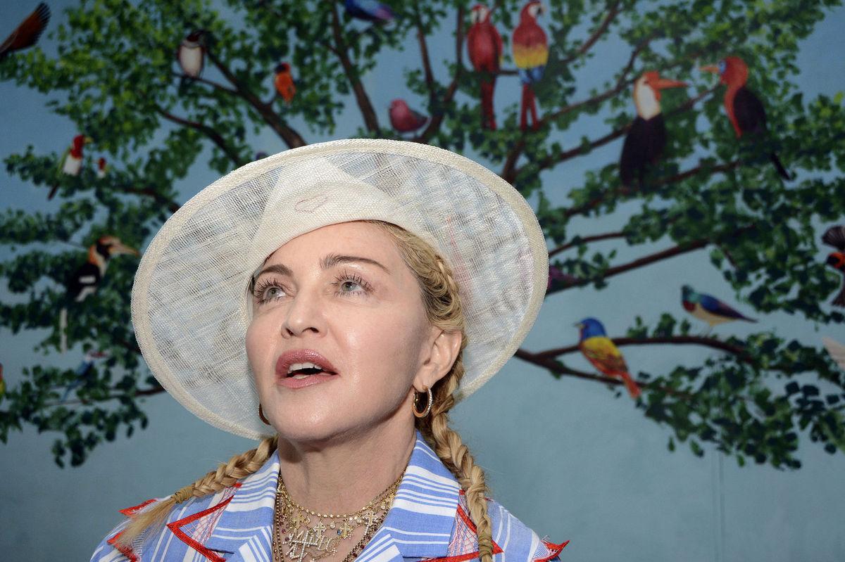 b153174c2 Madonna oslavuje 60! Nesmiete starnúť, vek je hriech, hovorí - Hudba ...