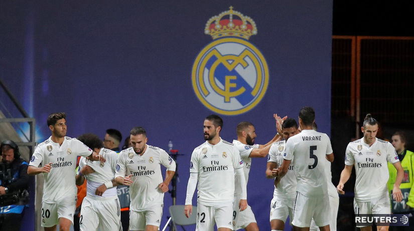 Real Madrid, gól