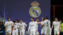 Real Madrid, gól