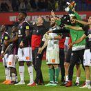 Trenčín prehrával s Feyenoordom len pár sekúnd. Skvelý postup si ustrážil