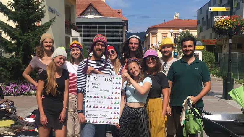 Festival UM UM tento rok zacieli na tému Nemci,...
