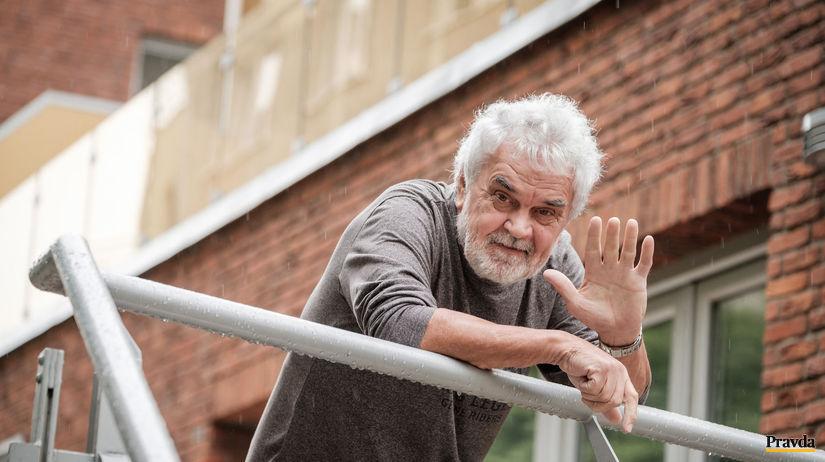 Herec Ján Kožuch.