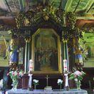 Kostolík, ktorý nikdy nemal stáť, je dnes svetovým kultúrnym dedičstvom