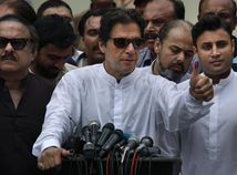 Imran Chán Pakistan
