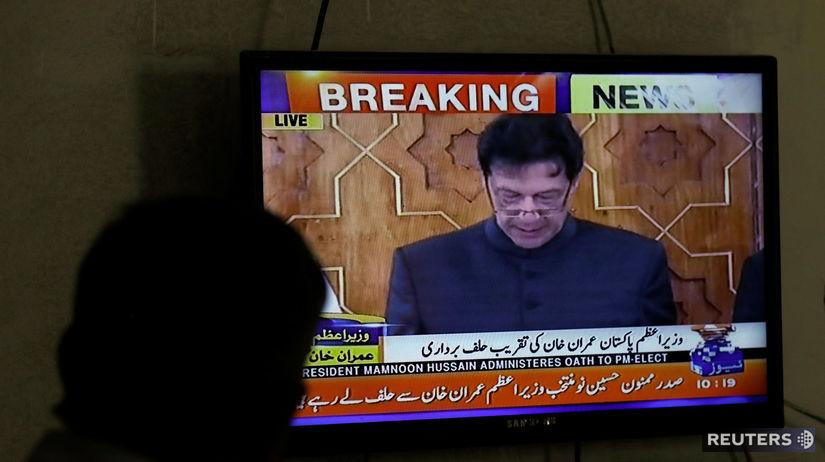 Imrán Chán, Pakistan