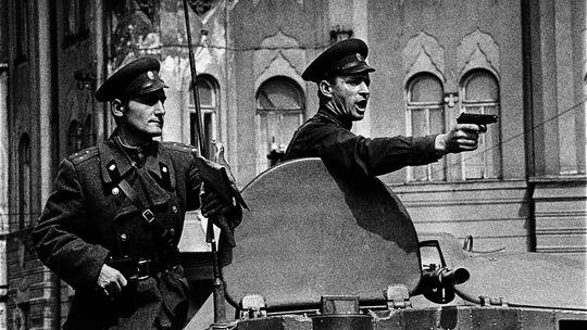 bielik, okupácia, sovietska armáda, august 1968,