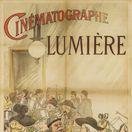 Prvý filmový plagát od Henriho Brispota, ktorý vznikol k predstaveniu bratom Lumiérovcov.