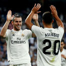 Gareth Bale Marco Asensio