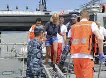 chorvátsko, kay, longstaffová, loď, záchrana
