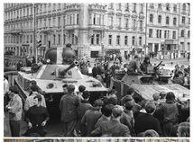 okupácia, august 1968