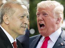 Recep Erdogan, Donald Trump