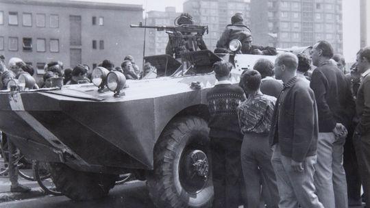 BB, tank, okupácia, 1968