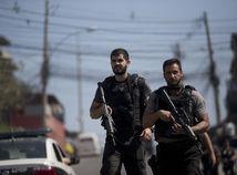 Brazília, vojak, polícia, policajt
