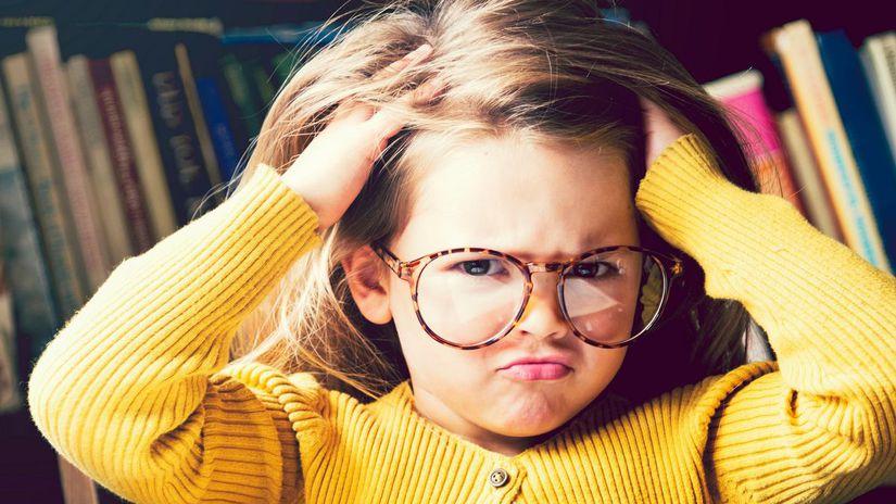 dievčatko, dieťa, deti, čítanie, škola,