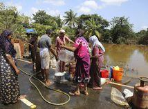 India počasie dažde Kérala monzún záplavy