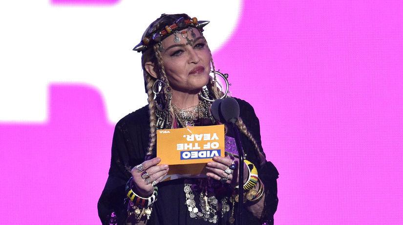 Madonna si zaspomínala na speváčku Arethu...
