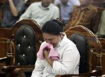 Indonézia, súd, Meiliana, rúhanie