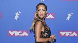 Speváčka Rita Ora a jej priehľadná kreácia, pod ktorou bolo vidieť skoro všetko.