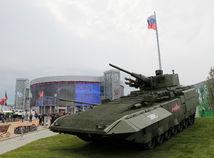 bojový tank Armata