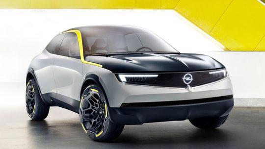 Opel GT X Experimental: Elektrické SUV má šancu. Pozerá do budúcnosti