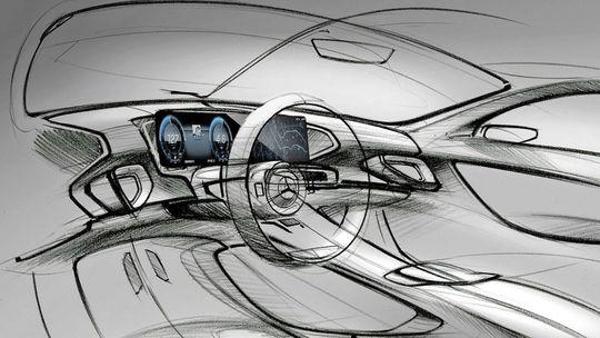 Mercedes-Benz GLE: Nová generácia odhaľuje interiér