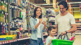 Ako nakupujete jedlo pred príchodom voľných sviatočných dní?