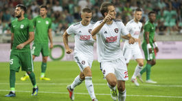 Slovinsko SR Futbal EL Baráž Ľubľana Trnava