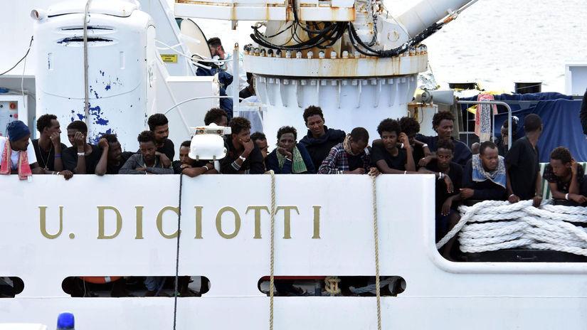 diciotti, refugees