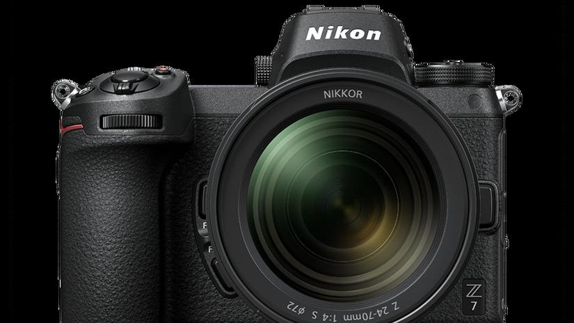Nikon Z7,