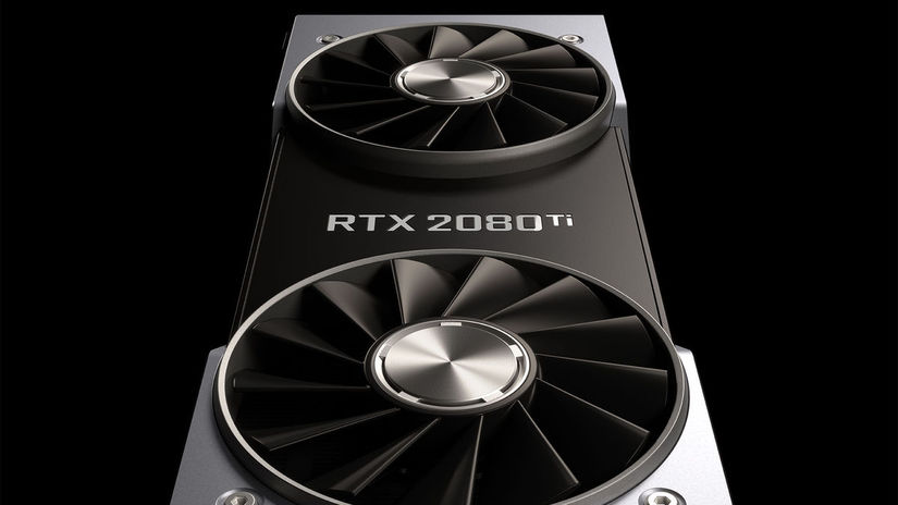 NVIDIA Ge Force RTX 2080 Ti