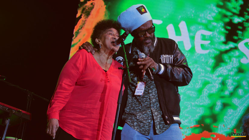 Doreen Shaffer Uprising The Skatalites