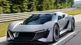 Audi PB18 e-tron Concept - 2018