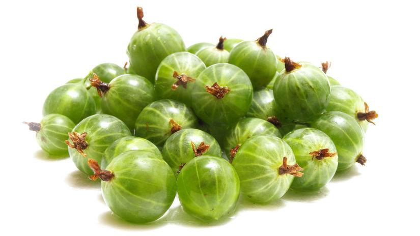egreš, bobuľové ovocie