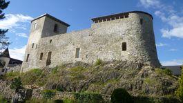 Gotické jadro hradu, Liptovský Hrádok,