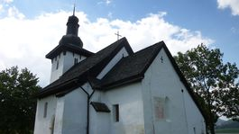 Kostol sv. Martina, Martinček,