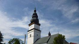 Kostol sv. Matúša, Partizánska Ľupča,